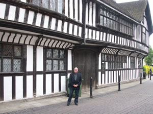Greyfriars Merchant's House, Worcester