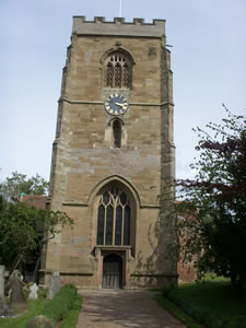 Historic Powick Church, Worcester